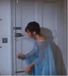 Note the comic amount of locks on Lois' door.