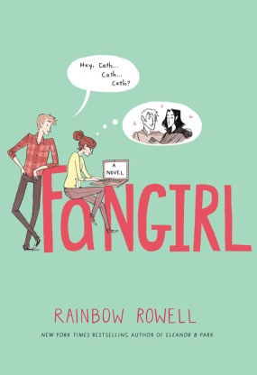 Image result for fangirl rainbow rowell